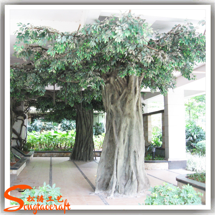 Make Cheap Artificial Trees Life Size Artificial Fake