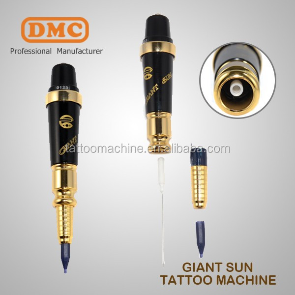 giant sun tattoo machine