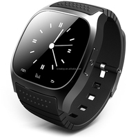 M26 Bluetooth Smart Wrist Watch Sync Phone Mate for IOS Android iPhone Samsung