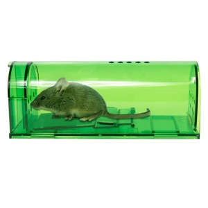 Original factory Mouse Traps humane smart mouse trap box no kill live catch Catcha humane mouse trap