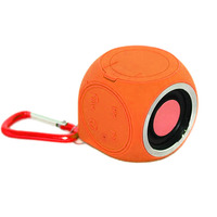 Commercial Party Sound Stereo Electronic Accessory Cute Cube Waterproof IPX7 Wireless Speaker