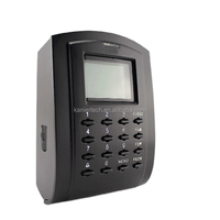 30,000 card capacity tcp ip software card reader access control system with keypad
