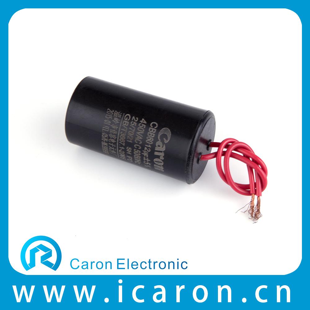 Ac Motor Run Film Capacitor Sh P0 Cbb60 Capacitor 250vac