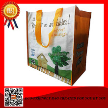 Hand made Painting coating bag children