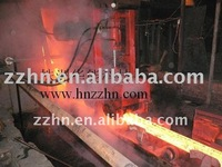 Continue casting machine for billet