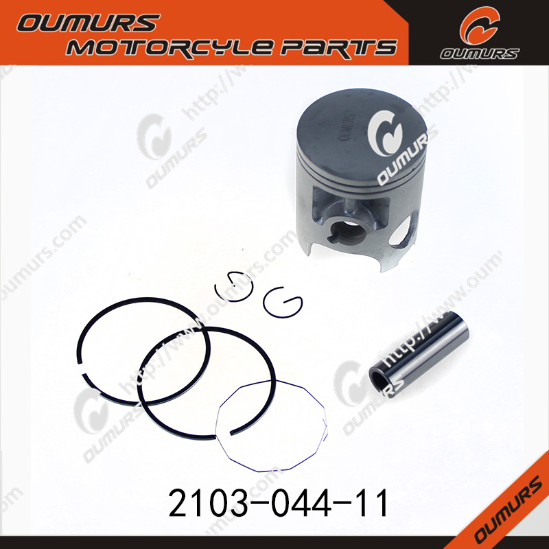 for 58MM RX 135 BIKE engine piston ring
