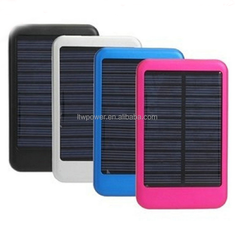 solar power banks real 10000mah charge for table laptop mobile phones