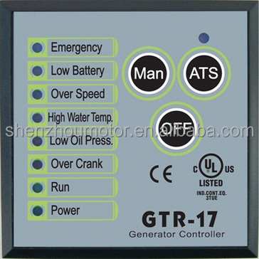 Generator Controller ASM17, Replacement for GTR17