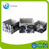 buy direct from china factory cotton canvas underwear storage box