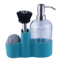 imported kitchen utensils soap dispenser soap with holder