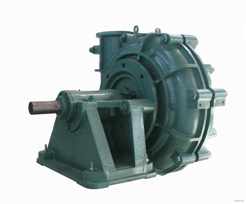 2018 new Cantilever horizontal centrifugal slurry pump and small slurry pump price