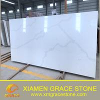 China Arabescato Carrara White Marble/Quartz 2/3CM Thickness