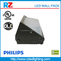 Die cast aluminum housing IP65 60w led wall pack lighting