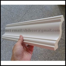 Best Sell Desgin---- High Quality Low Price Pu Carved Corner Moulding