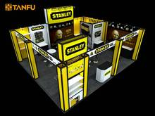 TANFU Custom Exhibition Trade Show Stand
