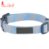 High-Class Quality Comfortable Padding Nylon Webbing Dog Collar,with Durable Rubber Buckle
