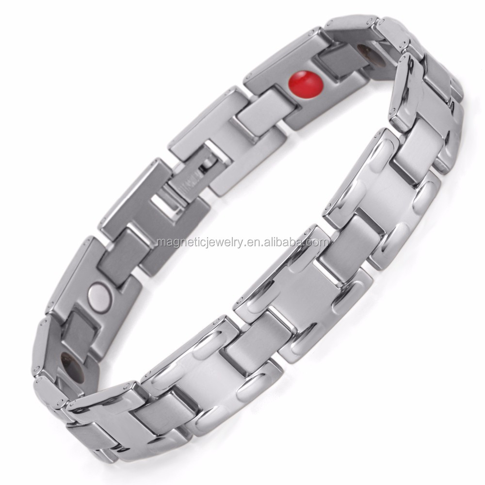 Wholesale Gold Factory Balance Bio Magnetic Health Bracelet