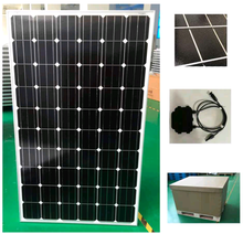 250w poly solar panel with CE TUV IEC and I-V Testing report