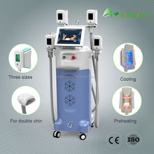 Using Newest Cryolipolysis Slimming Machine To Get Sexy Body