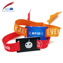 NFC ID Wristbands Cloth For Children