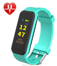 InChor HR2 Fitness Tracker, Activity Tracker Wristband Smart Sports Band Watch with Touch Screen Step Calorie Counter Health Sle