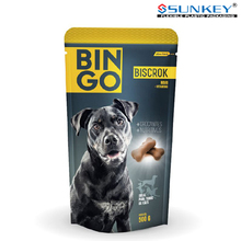 pet food bags resealable bag stand up bag with zipper