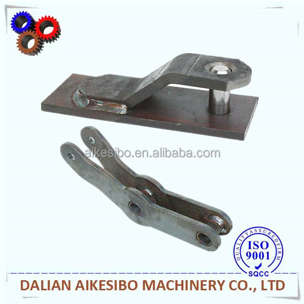 OEM or CUSTOMED quality cnc machining german suspension truck trailer parts