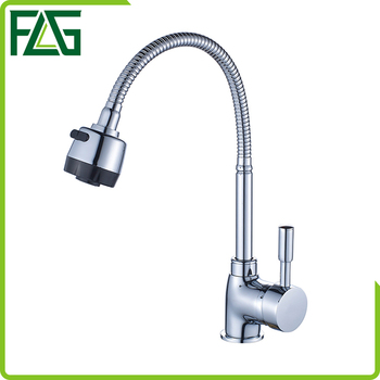 FLG trade assurance cheap hot sale wall kitchen faucet mixer