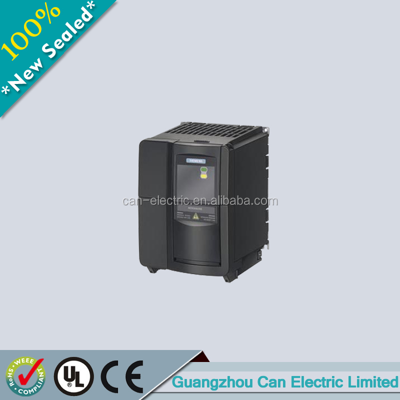 Original New MM440 MICROMASTER 440 6SE6440-2AD25-5CA1 / 6SE64402AD255CA1 WITH BUILT-IN CLASS A FILTER 3AC 380-480 V 5.5KW