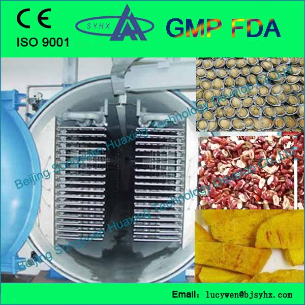 lyophilization equipment for flowers