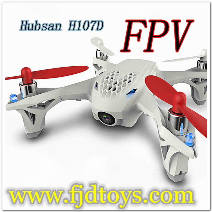 Shenzhen Gift Mini Quadcopter Hubsan X4 H107D Toys With FPV Live LCD Transmitter,drone, Audio Streaming Recording