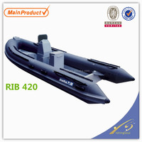 FSBT027 RIB boats, hot wholesale used rigid boat for sale inflatable boats china
