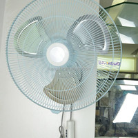 Best Industrial Wall Mounted Fan Wall Mount Oscillating Fan Reversible Wall Fan Wholesale