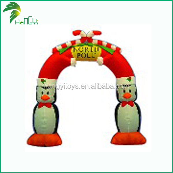 New Penguin Style Inflatable Led Light Chirstmas Costumes