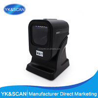 2d qr Omnidirectional barcode scanner for supermarket barcode scanner platform
