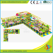 2016 sibo popular used mcdonalds playground equipment for sale