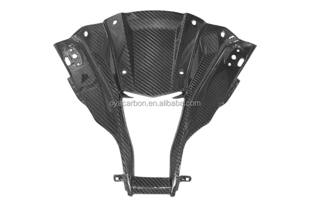 Carbon Fiber Middle Upper Fairing for Kawasaki ZX10R 2011