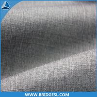 High Quality Comfortable rayon polyester fabric care