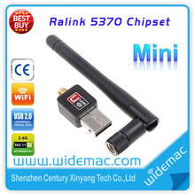 Ralink5370 150Mbps Mini Wireless USB Adapter/Wirless network LAN card/WiFi dongle