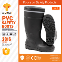 Protective Safety Shoes with Steel Toe Cap