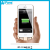 Fast Charge External Battery Power Case For Iphone 5,Portable Battery Charger For Iphone 5 Power Case