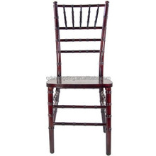 China Chiavari chair/tiffany chair/banquet chair manufacturer