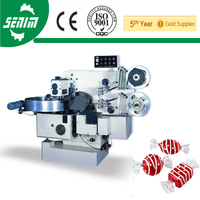 Senio With CE SM800D Automatic Double Twist Bonbon Wrapping Packing Machine