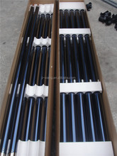 Heat Pipe Solar Water Heater copper collector THREE TARGET VACUUM TUBES