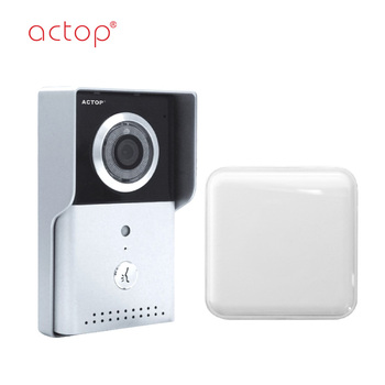 Remote Lock Free APP WIFI BELL With Smart Intercom WIFI Video Doorbell