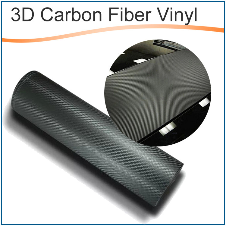 Car Wrapping carbon fiber film