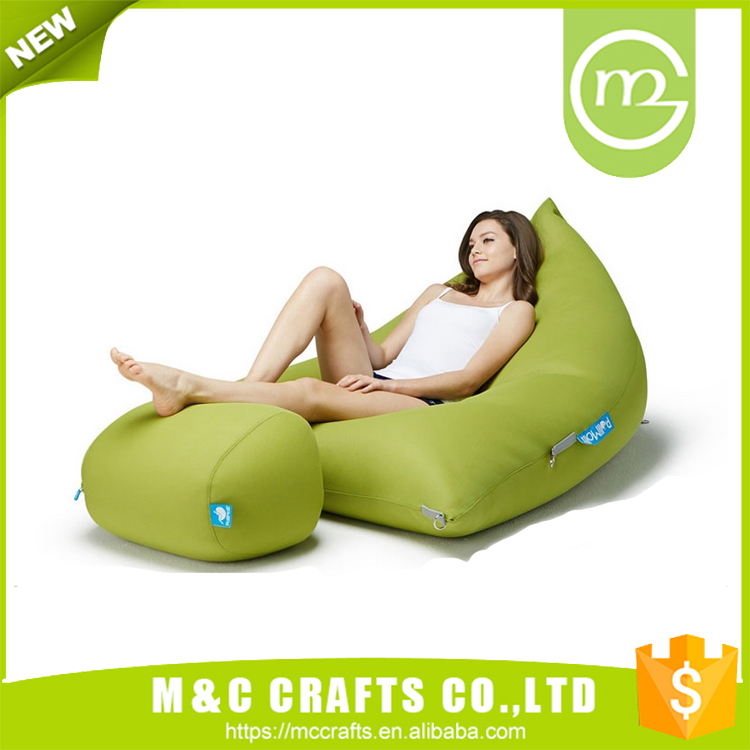 China supplies comfortable bulk sale portable lazy sofa bed