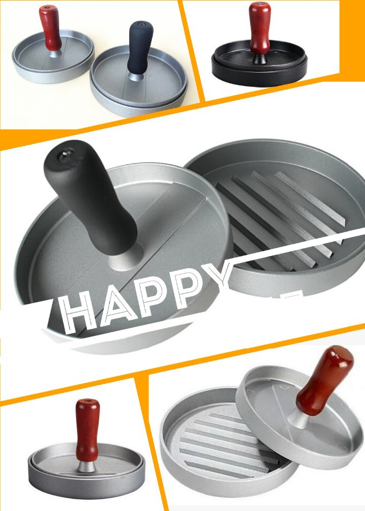 High Quality The Beef Manual Hamburger Patty Maker Press In Meat Products Making Machine