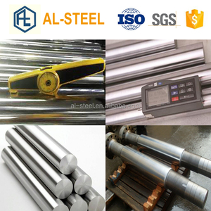 ISO f7 S45C Hard Chrome Plated Piston Rod for Hydraulic Cylinders