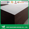 1220X2440 WBP melamine combi brown black laminated plywood modern construction materials